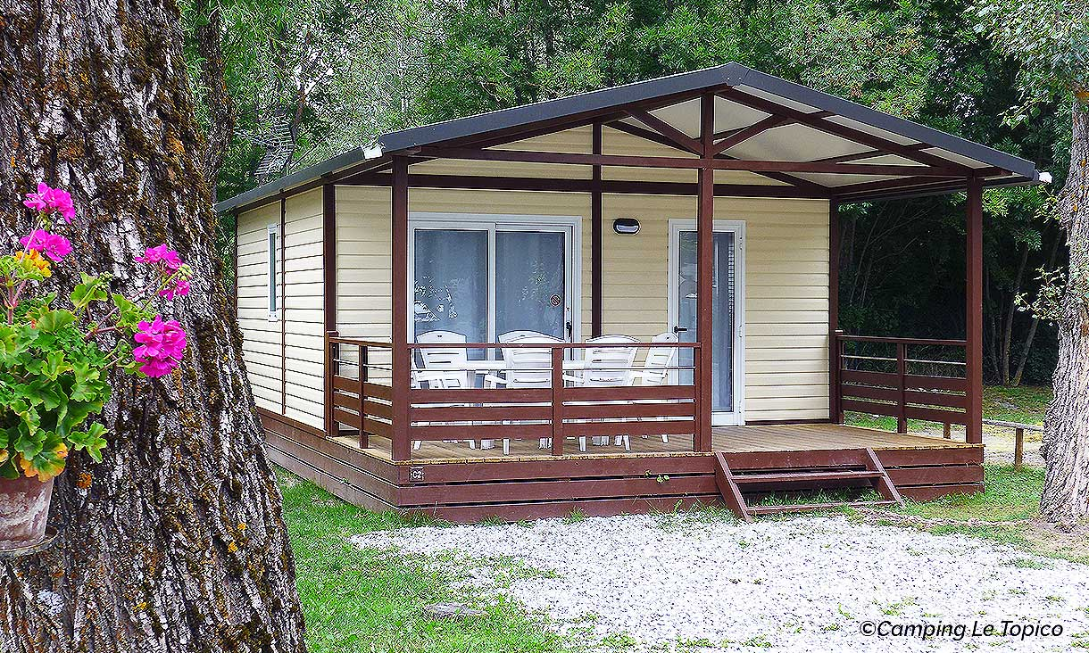 Camping 3*** - Le Tampico - Barcelonnette